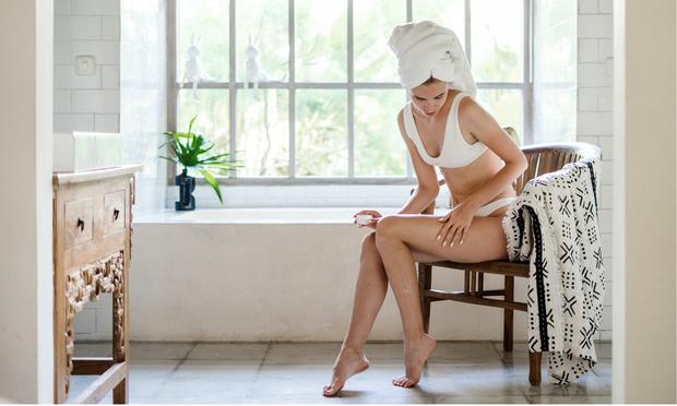 Фото №2 - Обертывание пленкой для похудения: рецепты и отзывы