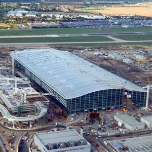 Фото №1 - В Хитроу открывается 5 терминал