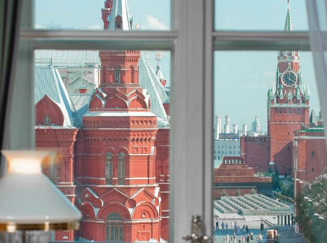 Фото №2 - Знаменитая гостиница с видом на Московский Кремль