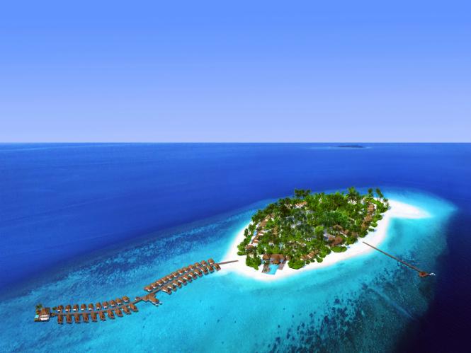 Фото №1 - Baglioni Hotels ждет гостей на Мальдивах