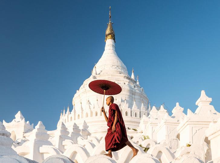 Фото №3 - Будда правит Бирмой, или отдых в Мьянме