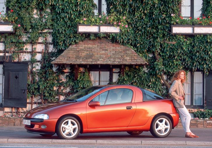 Фото №5 - 6 самых ярких «Опелей» в истории