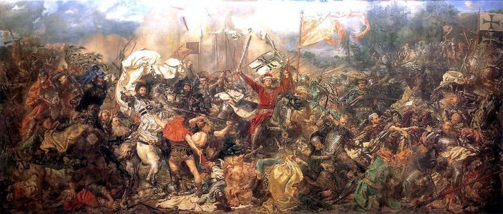 Фото №1 - «Ящерицы» против северных крестоносцев