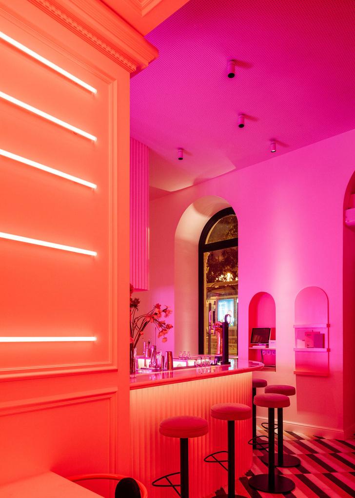Фото №13 - Неоновые огни: ресторан Lulu в Лиссабоне