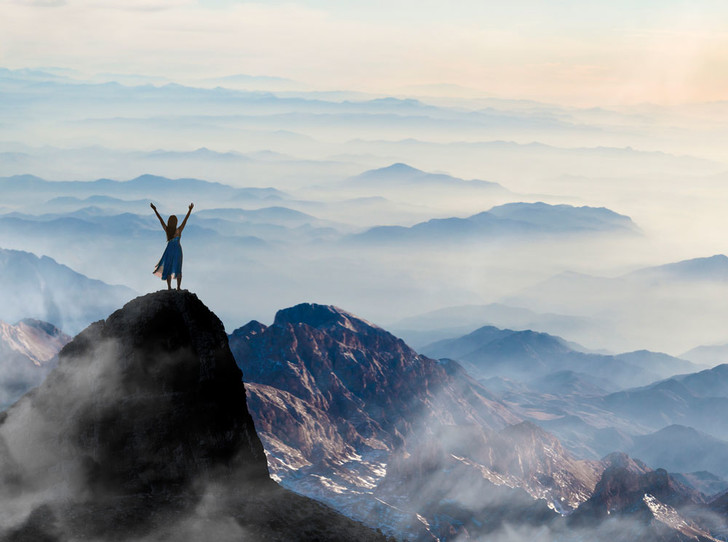 Фото №2 - Вижу цель, не вижу препятствий: три урока смелости от успешных женщин
