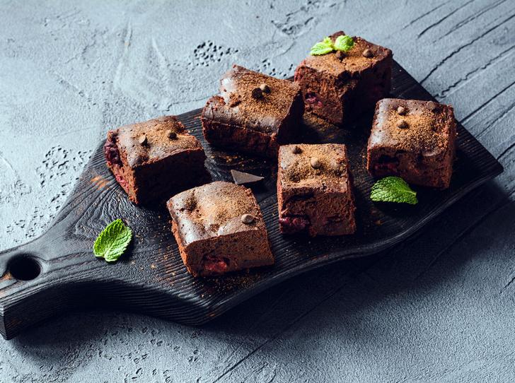 Фото №1 - Без вреда для фигуры: рецепты диетических сладостей