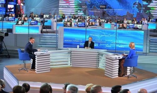 Фото №1 - Путин: Механическое сокращение больниц и ФАПов недопустимо