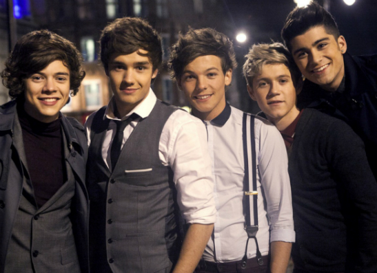 Фото №1 - Группа One Direction представила свой первый аромат