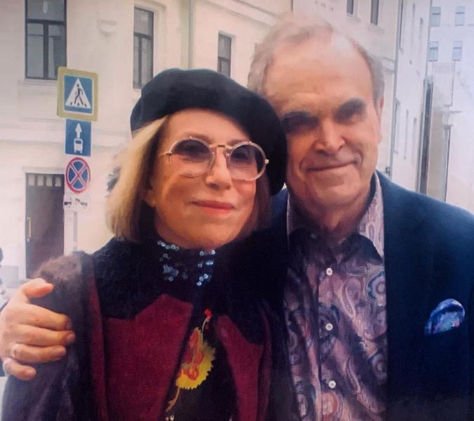 Фото №3 - И жили они долго и счастливо: самые крепкие пары среди российских звезд