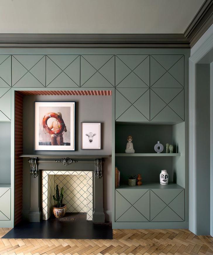 Фото №2 - Яркий дом с коллекцией искусства в Дублине