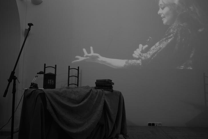 Фото №1 - В Институте Сервантеса состоялся вечер «Русская Испания Маргариты Тереховой»