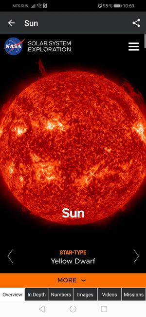Фото №6 - 9 сайтов и приложений для влюбленных в астрономию