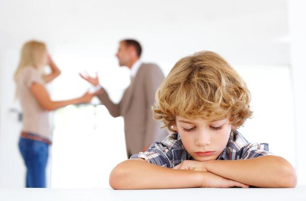 Фото №2 - Стоит ли сохранять семью ради детей?