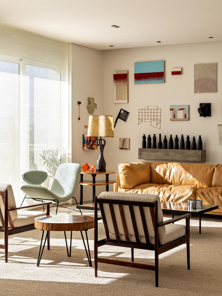 Фото №2 - Светлая квартира для коллекционера в Сан-Паулу