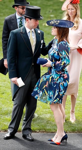 Фото №4 - Принцесса и жених: самое интересное на Royal Ascot 2017, день 4