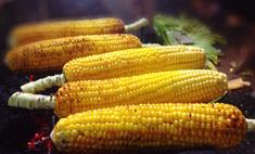 Кукуруза, запеченная в духовке