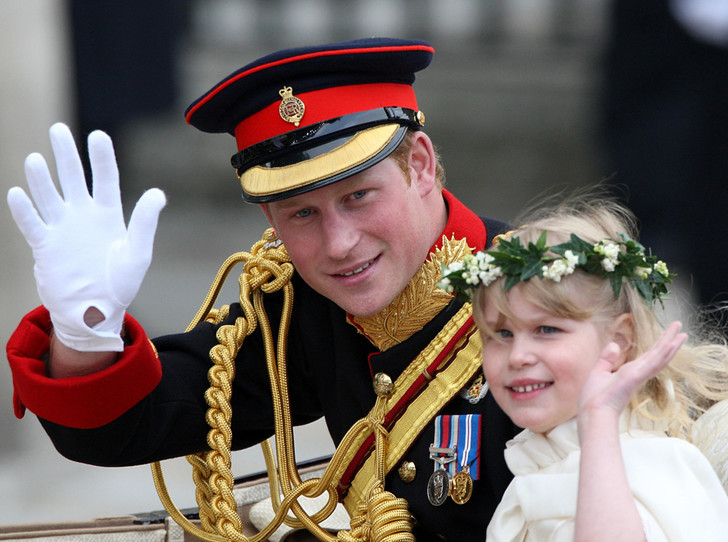 Фото №5 - Принц Гарри выбрал шафера