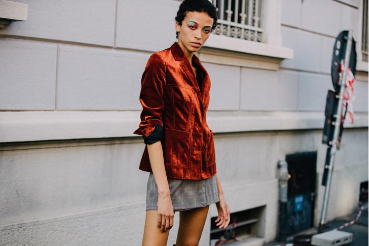 Фото №1 - Вишлист: 10 вельветовых вещей для самого теплого базового гардероба