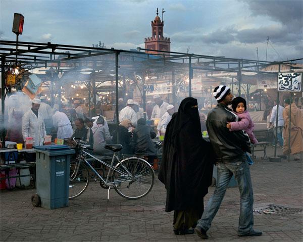 Фото №5 - Джемаа-эль-Фна. Площадь мертвых, дарящая радость