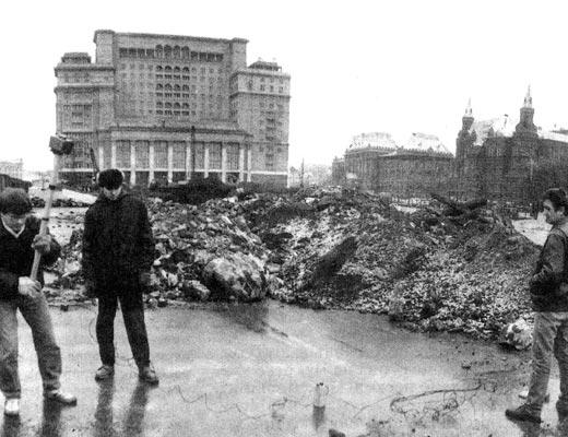 Фото №1 - Подземный ход в Кремль
