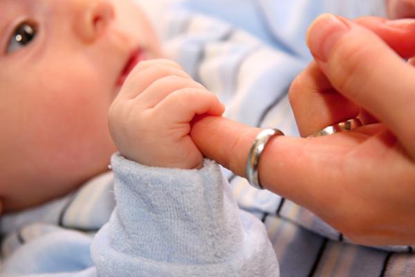 Фото №1 - Как не заразить малыша?