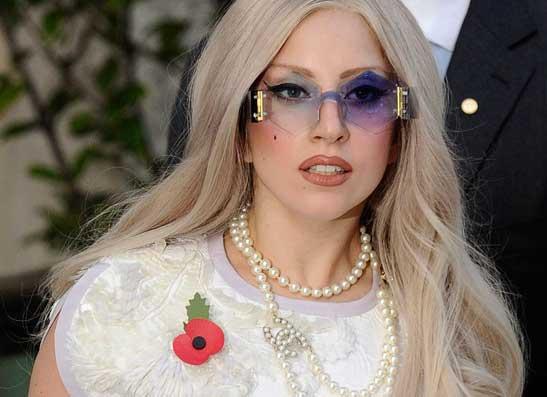Фото №1 - Леди Гага подарила бойфренду бездомную кошку
