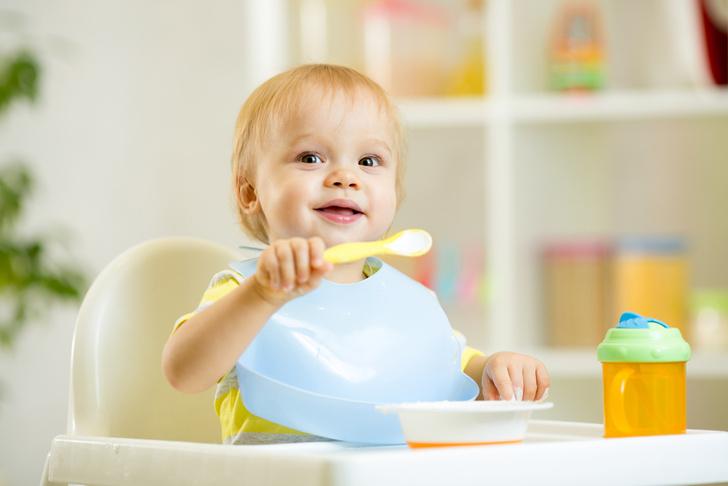 Детские молочные каши