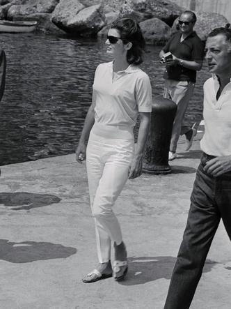 Фото №18 - Азбука стиля Жаклин Кеннеди: 10 вещей, которые она сделала культовыми
