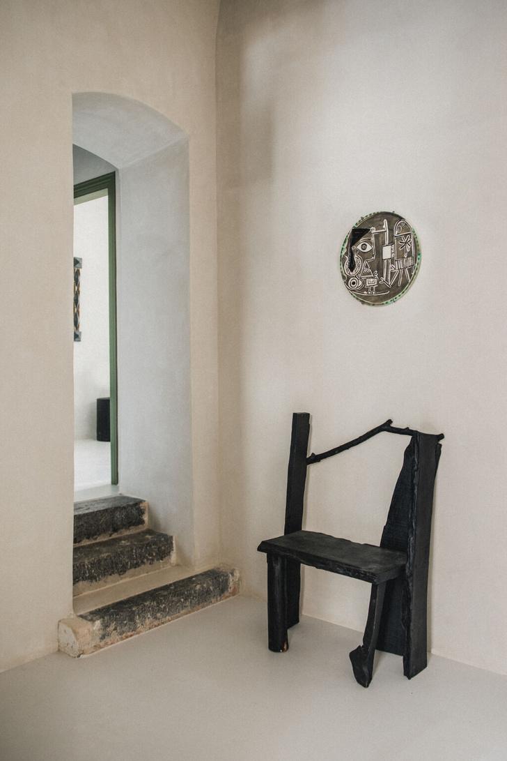 Фото №5 - Дом в модной нейтральной гамме на Ибице