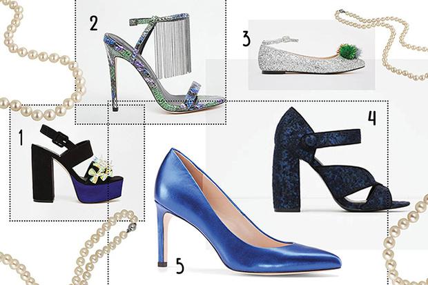 Фото №5 - Топ-30: Туфли к Новому году