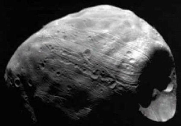 Фото №2 - Таинственный остров Солнечной системы
