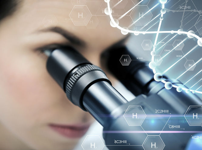Фото №1 - Расшифруй свой генетический код вместе с GrinDin