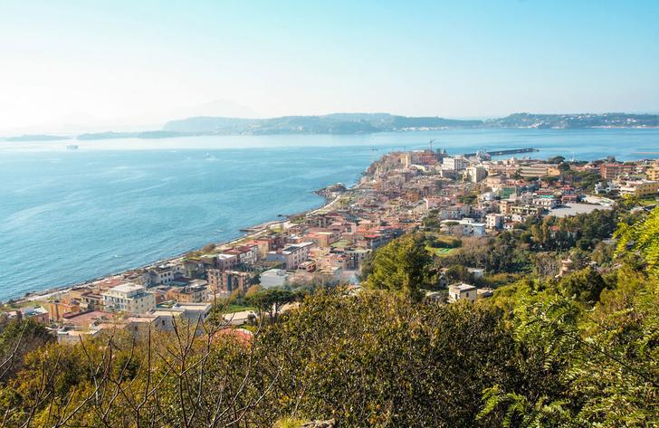 Фото №1 - В Италии пробуждается супервулкан