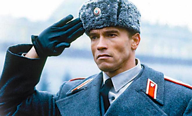 Фото №1 - Тест: кто вы из русских персонажей в голливудском кино