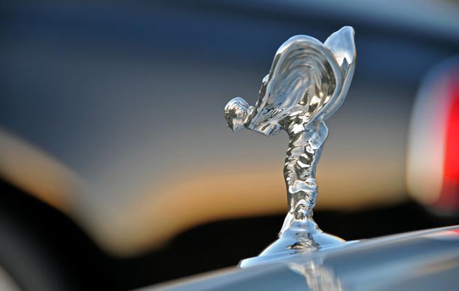 Фото №9 - Spirit of Ecstasy: легенда о «Летящей Леди» Rolls-Royce