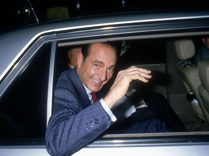 Фото №9 - Каким был Жак Ширак: 18 неформальных фото экс-президента Франции