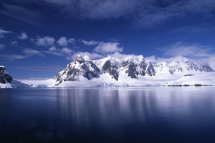 Фото №1 - В Антарктиде впервые обнаружена утечка метана