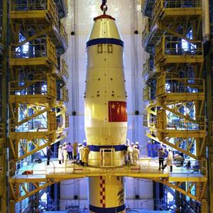 Фото №1 - Ракета на старте