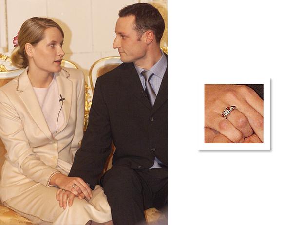 Фото №5 - Скажи «да!»: помолвочные кольца европейских принцесс и королев