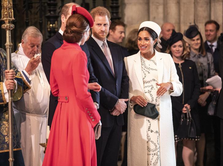 Фото №4 - Как Меган не позволяют затмить новый проект герцогини Кейт