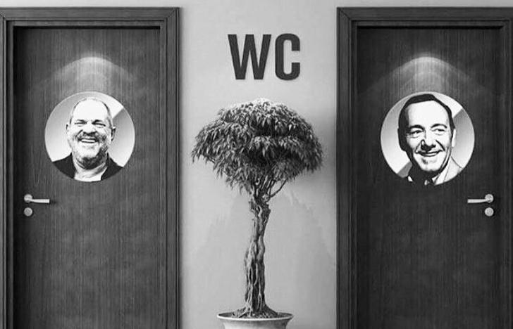 Фото №1 - 22 самобытные туалетные таблички со всего мира