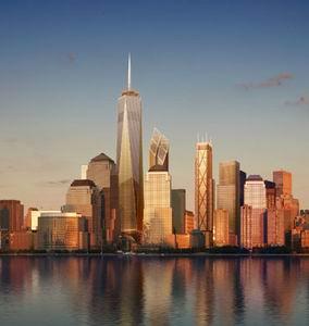 Фото №1 - Деловой центр Нью-Йорка возродится к 2012 году