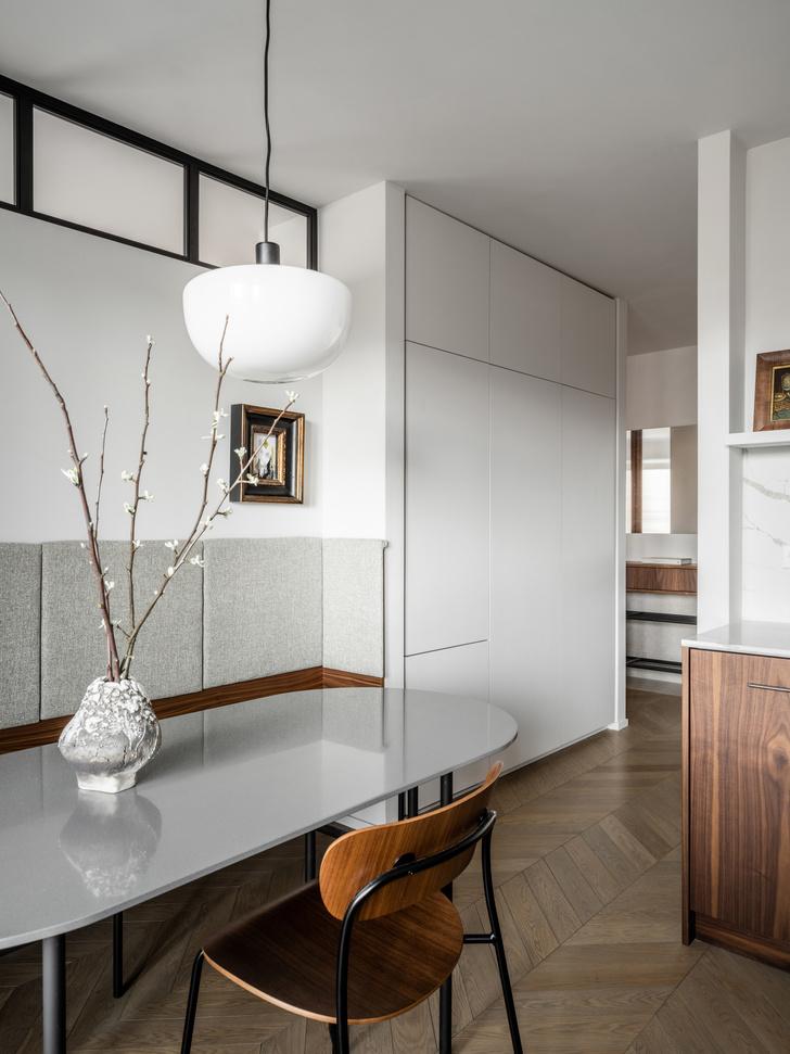 Фото №8 - Легкая и светлая квартира 50 м² для хозяйки кондитерской