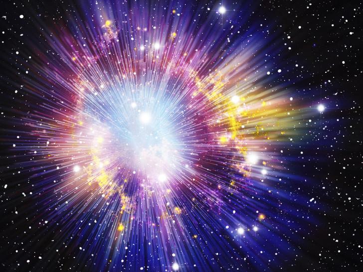 Фото №1 - Как может расширяться Вселенная, если она уже бесконечна?