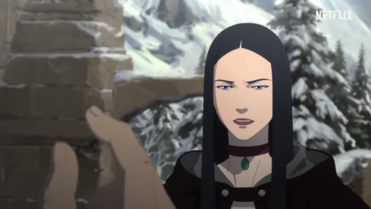Фото №5 - Самые крутые персонажи в аниме от Netflix «Ведьмак: Кошмар волка»