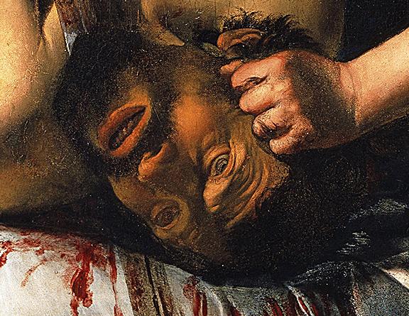 Фото №3 - Женская сила: «Юдифь, убивающая Олоферна» Артемизии Джентилески