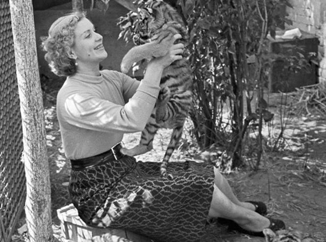 Фото №3 - Маргарита Назарова: звездный час, «итальянский» брак и одинокая смерть королевы тигров