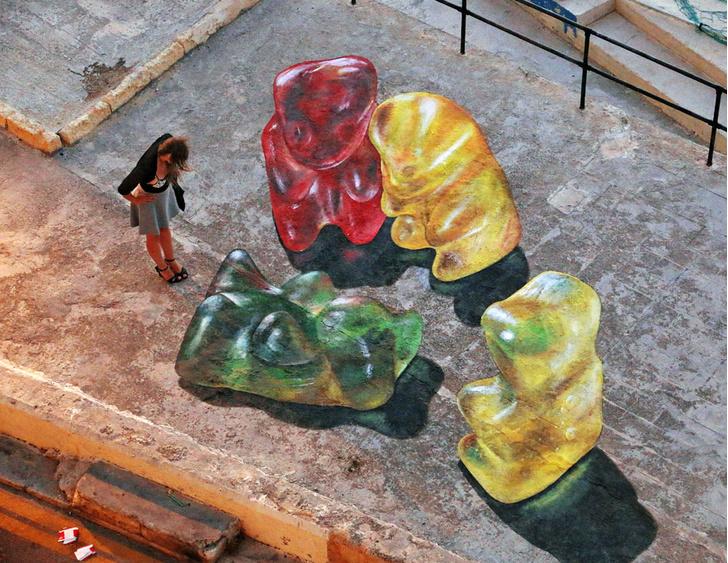 Фото №9 - Краски города: 10 знаменитых граффити