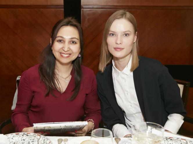 Фото №23 - Как прошел гастрономический ужин Marie Claire в московском ресторане Le Restaurant