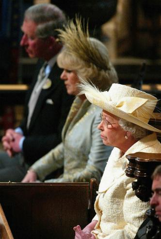 Фото №4 - Почему Королева не пришла на свадьбу принца Чарльза и Камиллы